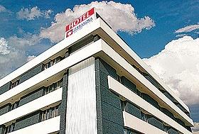 Hotel Terranova Zona Piel, León, Guanajuato -  En el corazón de la Zona Piel, a unos pasos de la Central de Autobuses y a 5 min de Poliforum.