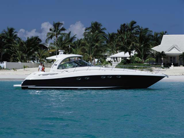 Price Reduction! - 2004 50' Sea Ray Sundancer