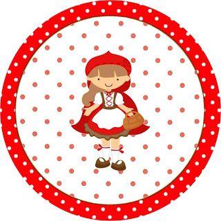 Kırmızı Başlıklı Kız çizgi filmini seven küçük prenseslere özel bir tema ile karşınızdayım. Beyaz üstüne kırmızı puantiyeler partinize ren… – Meryem Furuncu