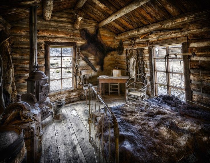one room cabin - Google Search