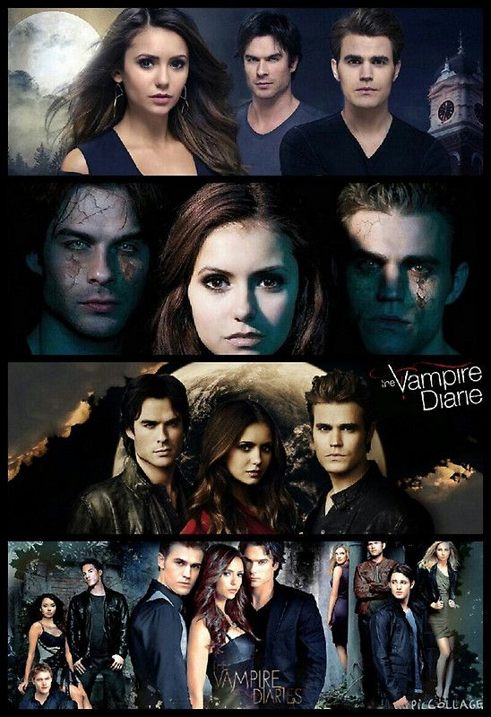 Just started watching Vampire Diaries for the second time!! Loving it! All the actors and actresses are awesome!!!