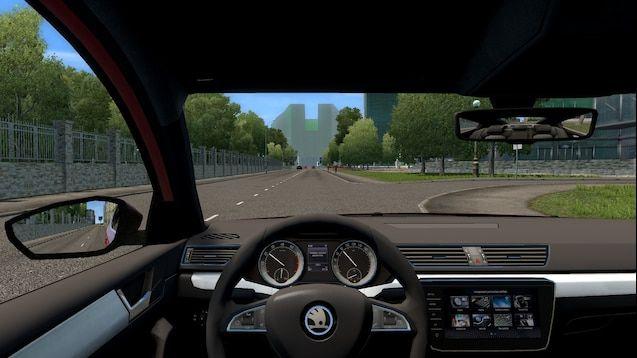 City Car Driving 1 5 7 - 2018 Skoda Superb Car Mod Download