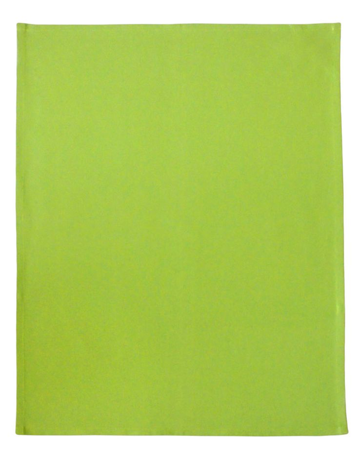 Blank green tea towels made from 100% cotton. Postage available Australia wide.
