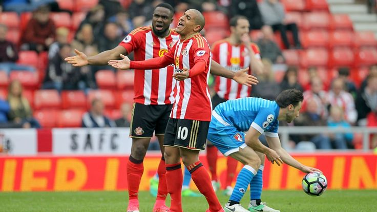 Sunderland, Bournemouth charged by FA over Stadium of Light incident