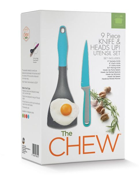 The Chew on Packaging of the World - Creative Package Design Gallery