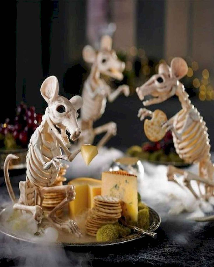 90 fantastische Halloween Party Dekor Ideen (42