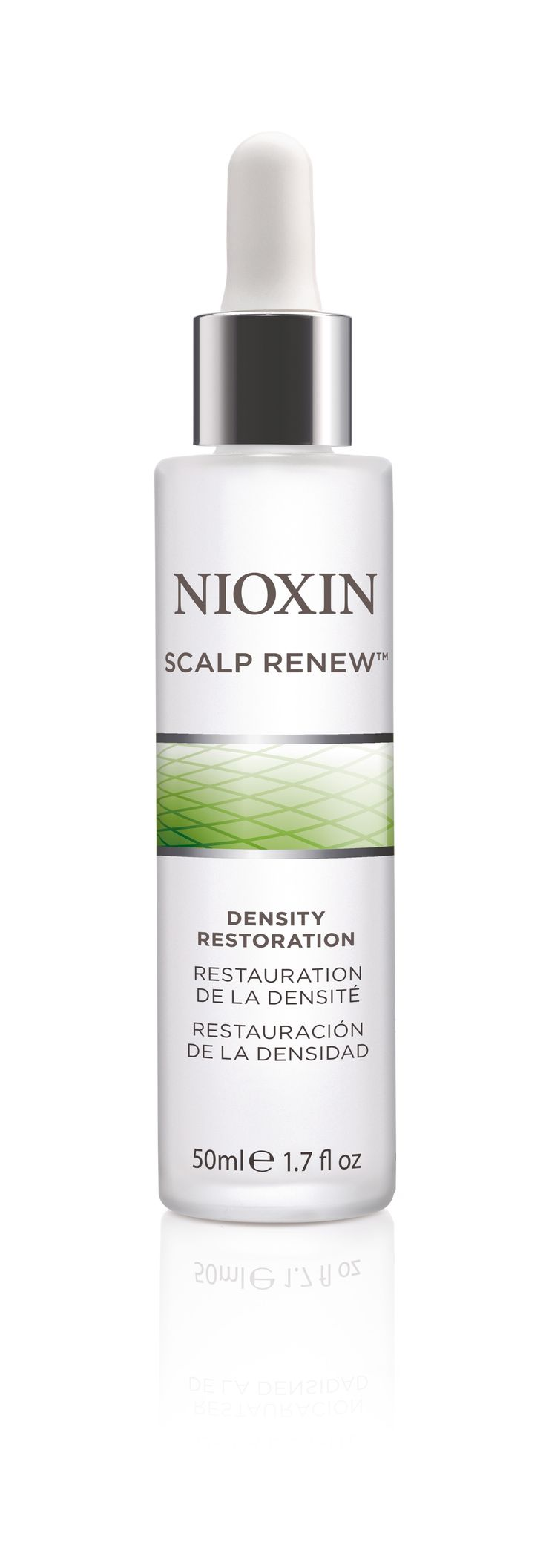 Kosmeettinen hiuspohjaan jätettävä hoitoaine. Auttaa uudistamaan ihon pintaa! #HiustaloJes #Nioxin #Scalp #Renew #Protection