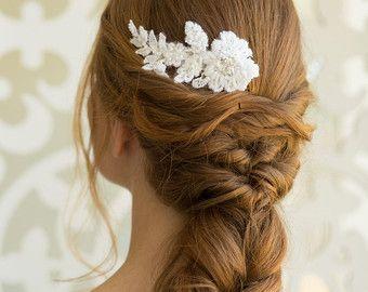 Pettine da sposa copricapo da sposa capelli pettine nuziale