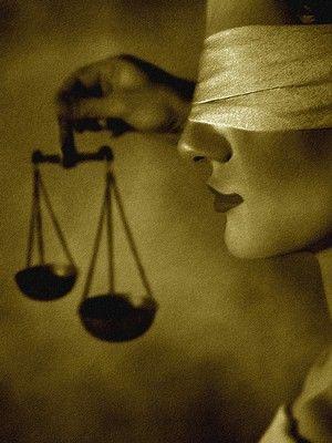 Lady Justice by melodyofsilentbless