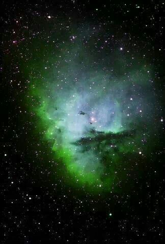 NGC 281 is also known as the Pacman Nebula for its resemblance to the video game character