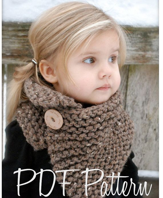Knitting PATTERNThe Boston Cowl Child Adult by Thevelvetacorn