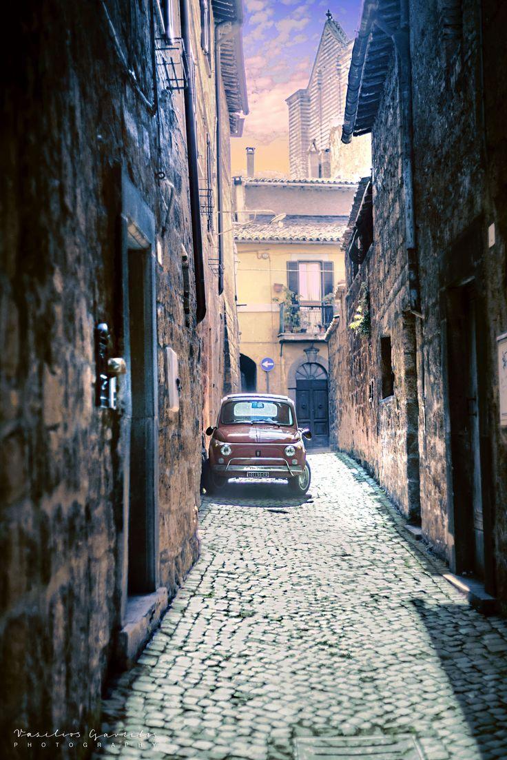 Orvieto Walk