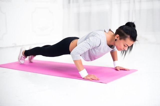 Treino completo para ganhar massa muscular em 20 minutos