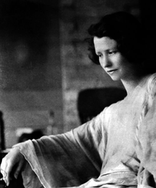 My candle burns at both ends;  It will not last the night;  But ah, my foes, and oh, my friends—  It gives a lovely light.   Edna St. Vincent Millay