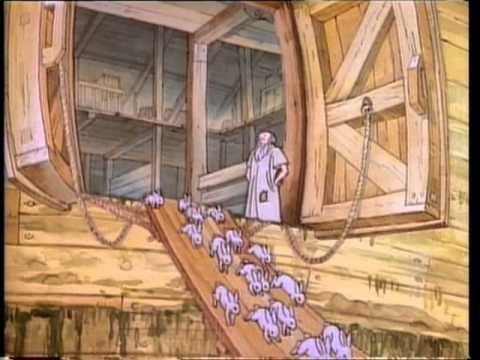 Godsdienst -> de ark van Noach filmpje