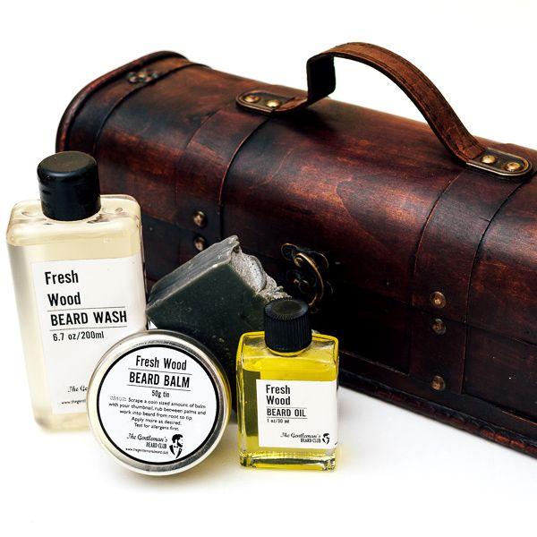 GBC's Beard Essentials Kit