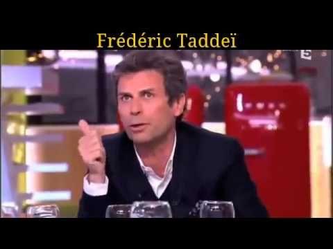 Frédéric Taddeï  Patrick Cohen, Dieudonné, Tariq Ramadan, marc edouard nabe, etienne chouard,ce soir ou jamais