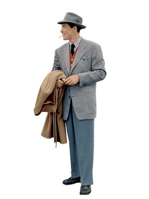 NOV '53 - History of Men's Fashion - Men's Style from the 1930s to 2008 - Esquire
