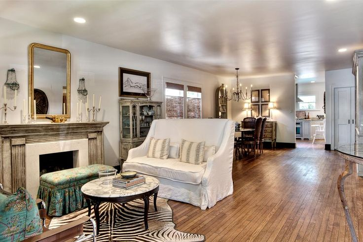 COTE DE TEXAS: TWO HOUSES FOR TWO STAGES OF LIFE - mantle: Bungalows, Living Area, Fireplaces Mantels, Living Rooms, Ceilings Appearances, Nice Texture, Cote De Texas, House, Cozy Living