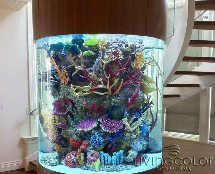39 Best Super Cool Aquariums Images On Pinterest