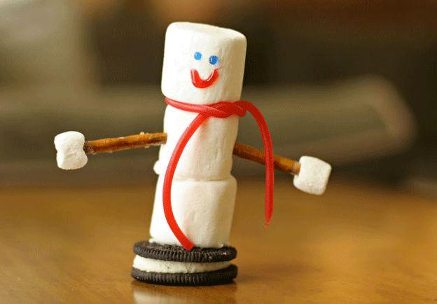 Easy Winter Crafts for Kids & Preschoolers