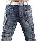 CIPO BAXX Jeans C 817 Herren Used Denim Hose BRANDNEU