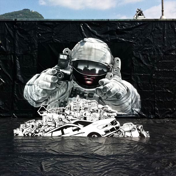 Imitation of Life – Le Street Art de NEVERCREW