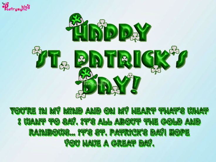1000+ images about Saint Patrick's Day on Pinterest ...