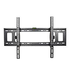 Tilting TV Wall Mount Bracket- GET Universal Heavy-Duty Tilt Wall Mount Bracket for 32″ – 70″ Samsung, Sony, LG,LCD, LED and Plasma Flat Screen TVs with Bubble Level