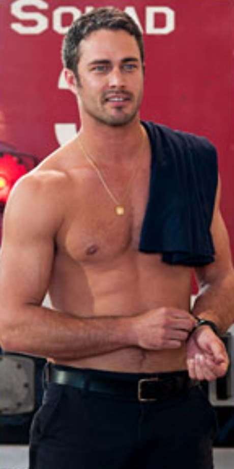 Chicago fire- Taylor Kinney