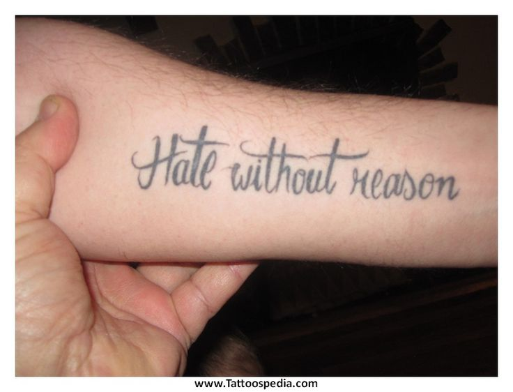 17 Best Meaningful Tattoo Quotes On Pinterest