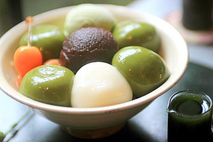 鎌倉の甘味処「茶房 雲母(きらら)」で、作りたての白玉を味わいましょう | ことりっぷ