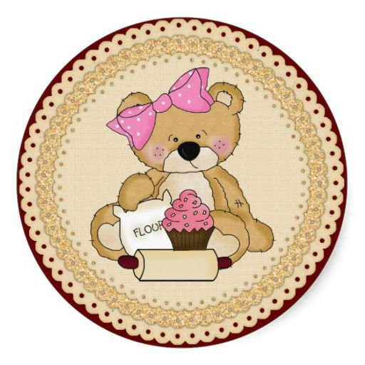 ==>>Big Save on Baking Cupcakes Bear Cartoon sticker Baking Cupcakes Bear Cartoon sticker so please read the important details before your purchasing anyway here is the best buyShopping Baking Cupcakes Bear Cartoon sticker Review on the This website by click the ...Cleck Hot Deals >>> http://www.zazzle.com/baking_cupcakes_bear_cartoon_sticker-217052857046184286?rf=238627982471231924&zbar=1&tc=terrest