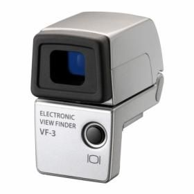 Vizor Olympus Finder VF-3 argintiu 10782 Vizorul electronic Olympus VF-3 a fost creat special pentru portul accesorii si pentru a se potrivi stilul...