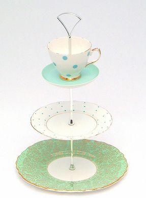 tea cup tea tray: Teas Cups Teas, Cups Crafts, Cups Trays, Cups Teas Trays, Cake Stands, Afternoon Teas, Teas Trays Lov, Tea Cups, Cakes Stands