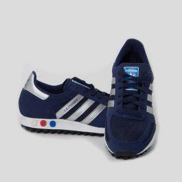 adidas trainer uomo blu