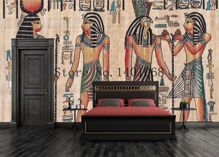 Best 25 egyptian home decor ideas on pinterest moroccan for Egyptian wallpaper mural
