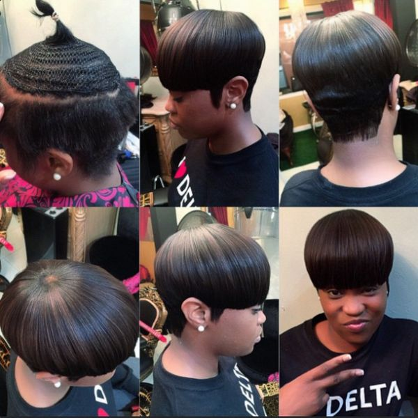 Stupendous 17 Best Images About Sew In Natural Hair On Pinterest Protective Hairstyles For Men Maxibearus