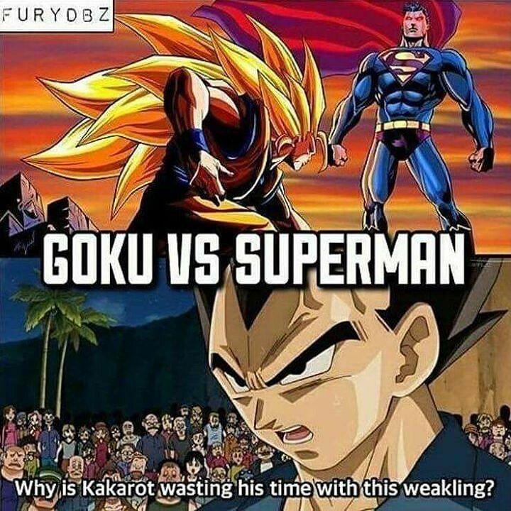 Just blow up the sun and wish it back. Or wish him dead, or wish for kryptonite and beat his face in with it. It's so easy! I mean Batman did it, and he's just at peak physical condition, is extremely intelligent, and had a fuckin' spear. Meanwhile Goku's