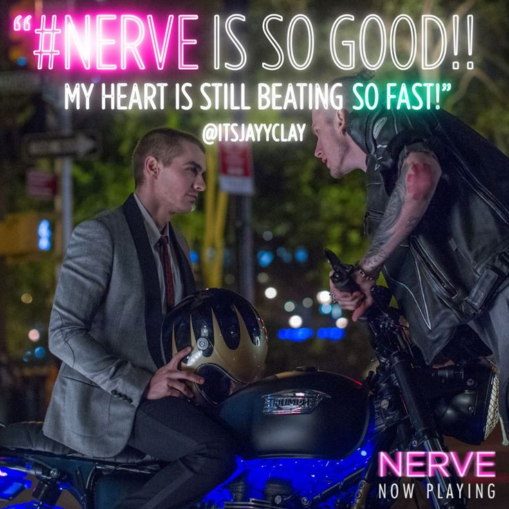 Don't miss the most thrilling movie of the summer – Now playing in theaters! Get #Nerve tickets: http://lions.gt/nervetix