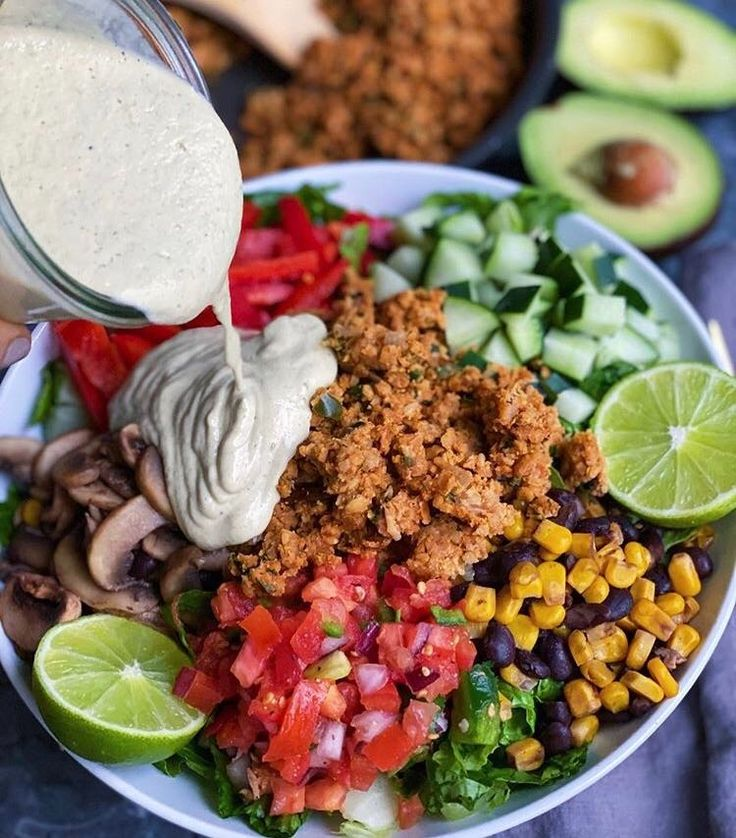 Chickpea taco meat say whaaat lets taco bout this