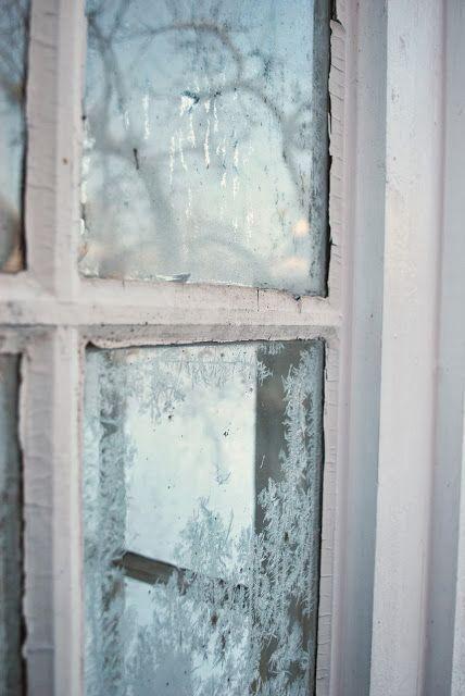 Seasonalwonderment Frosted Windowpanes Winter Warm