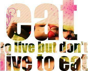 Clean eating habit motivation!