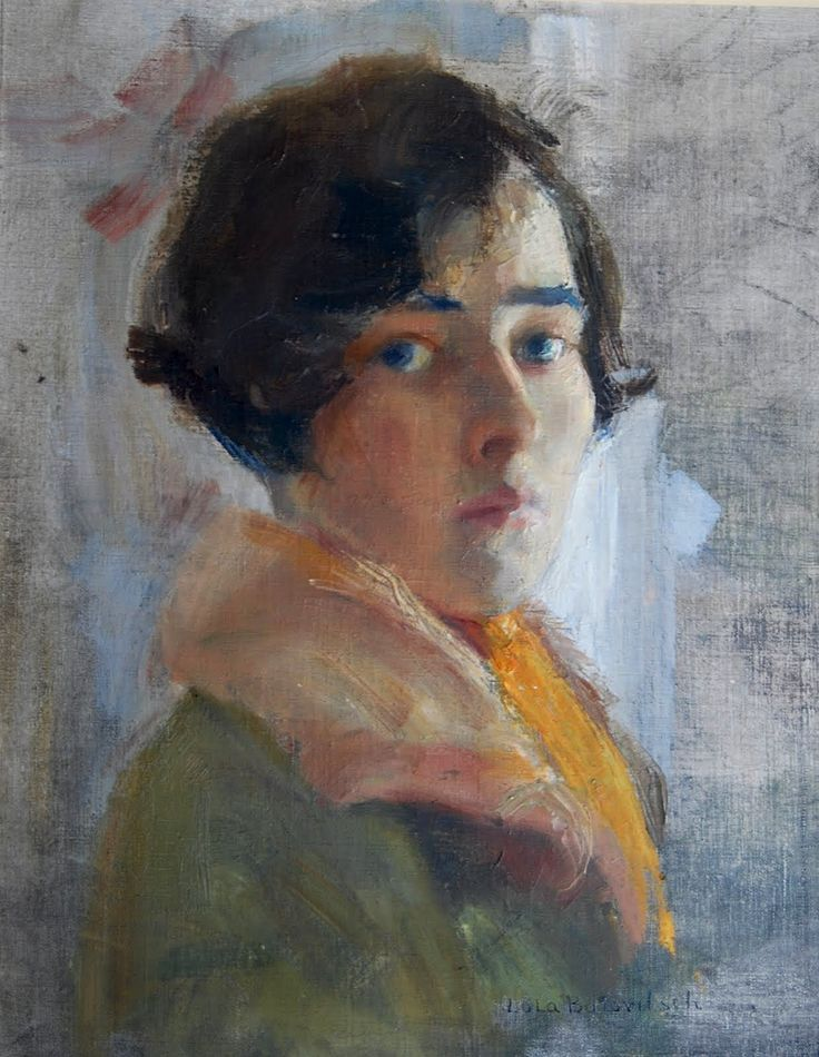Lola Butovitsch (1900-1971)  Min faster!