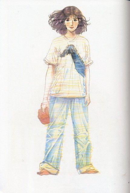 Takehiko Inoue, Slam Dunk, Haruko Akagi