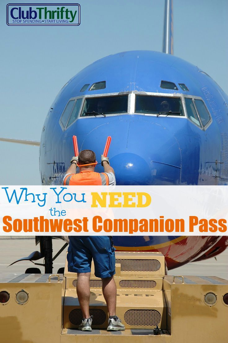Want to fly a companion with you for free? If so, you need the Southwest Companion Pass. Learn how it works and how you can get it!