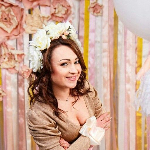 Невеста на девичник.