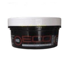 Eco Styler Protein Styling Gelest un gel fait à base d'eau et deprotéineset est sans alcool, il permet une meilleure fixation des cheveux sans frisottis, une meilleure définition des boucles, pas d'effet cartonneux; garde bien l'hydratation dans les cheveux tout en leur donnant un effet mouillé avec une brillance éclatante.Il contient une protection contre les UV