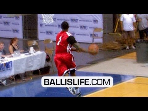 ▶ NBA Pro's Put On A SHOW In Las Vegas; Impact Basketball Week 1: John Wall, DeMar DeRozan & More! - YouTube 2011