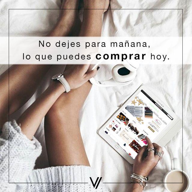 ¿Porqué dejarlo para después? #Shopping #ActitudVorana